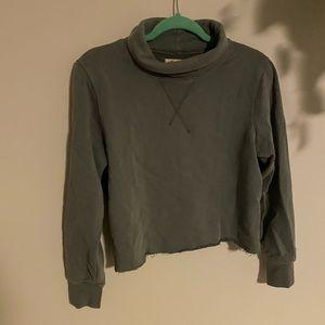 {Madewell} 🔷 turtleneck sweater